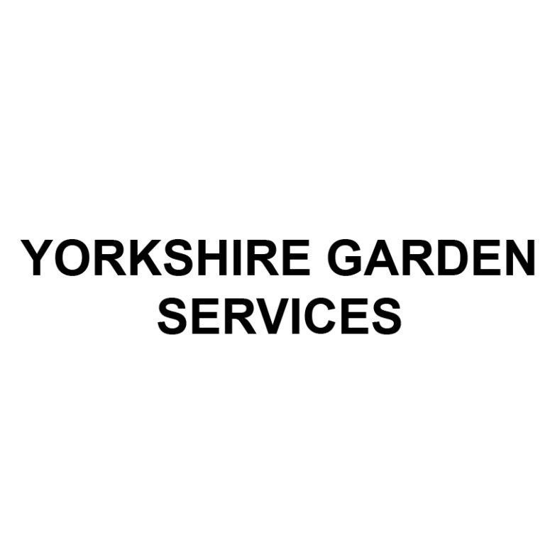 Official Logo for Yorkshire Garden Services