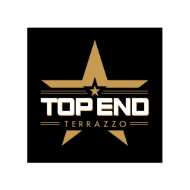 Official Logo for Top End Terrazzo