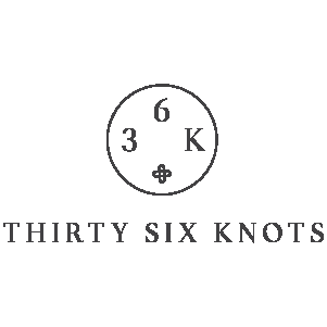 Official Logo for Thirty Six Knots