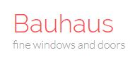Official Logo for Bauhaus Fine Windows and Doors