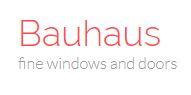 Official Logo for Bauhaus Fine Windows and Doors