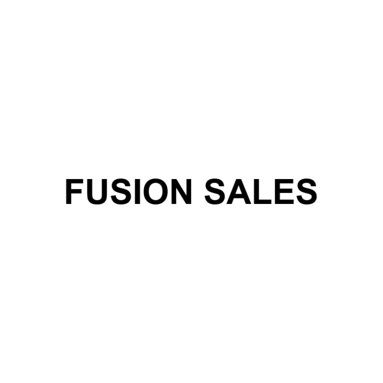 Official Logo for Fusion Sales