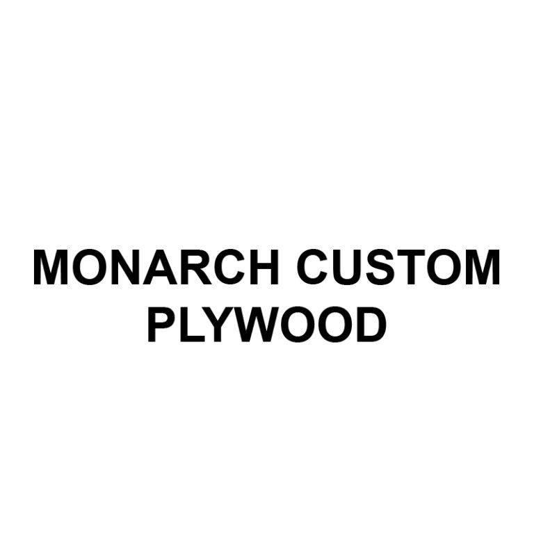 Official Logo for Monarch Custom Plywood INC