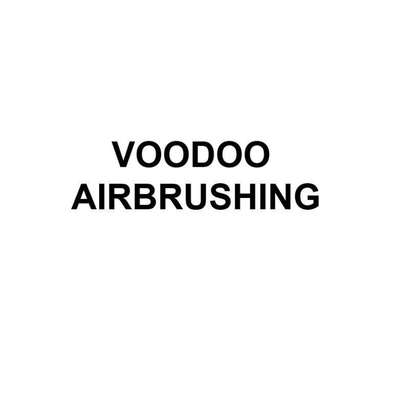 Official Logo for Voodoo Airbrushing