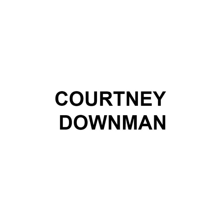 Official Logo for Courtney Downman Glass